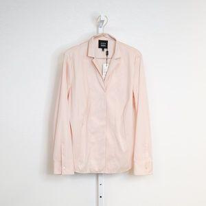Akris Bergdorf Goodman Collared Button Down Shirt
